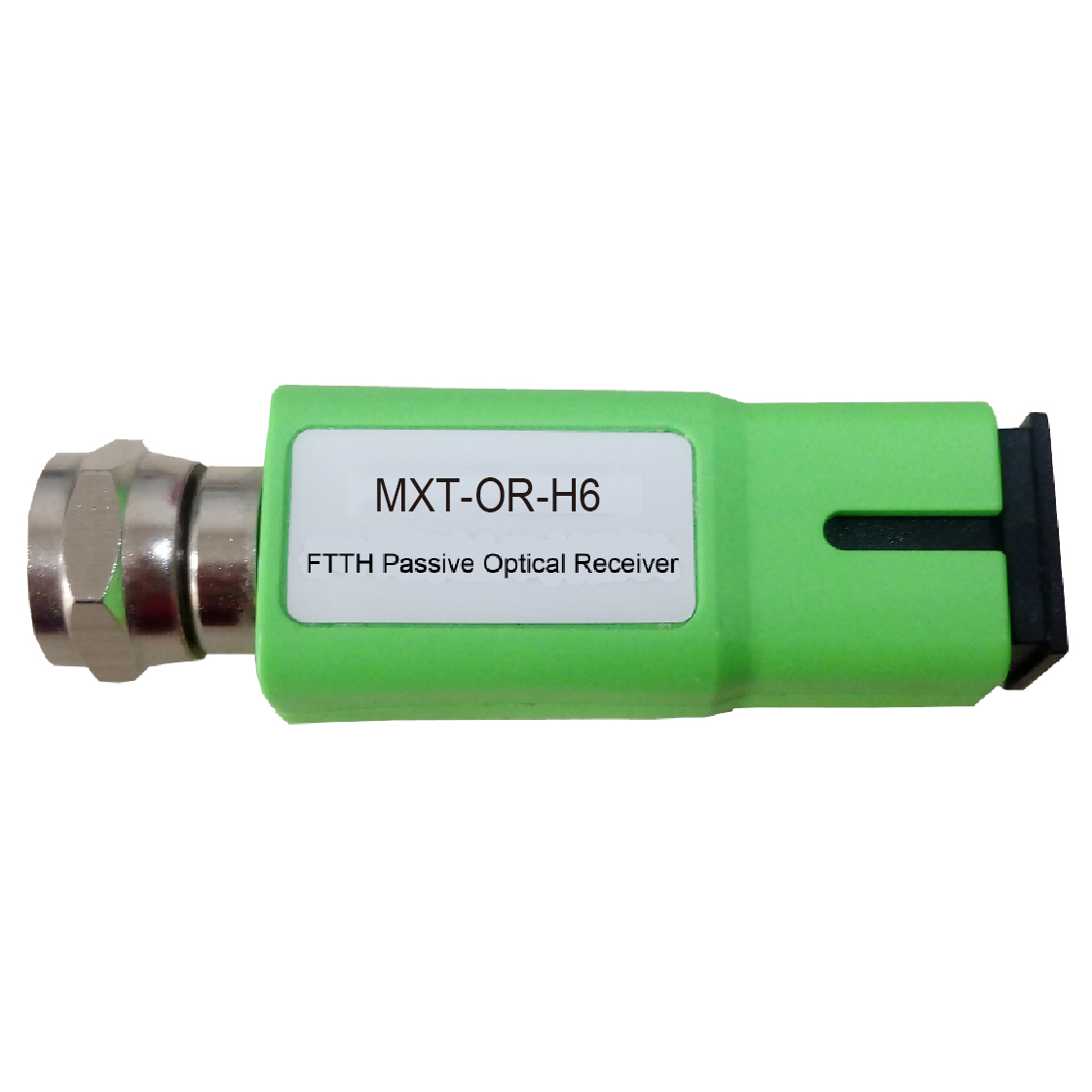 MXT-OR-860H6 Series Passive FTTH Optical Receiver