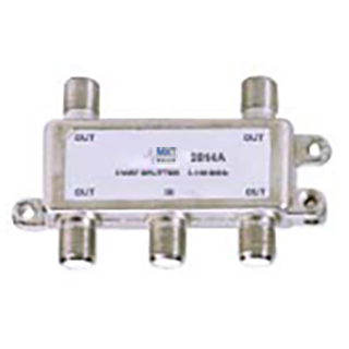 A Series Indoor Splitter 4-way Splitter 2814A