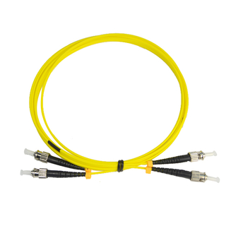 ST-ST Singlemode Optical Patch Cord