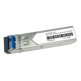 1.25Gb/s GE (Gigabyte Ethernet) CWDM&DWDM SFP Optical Module(SFP)